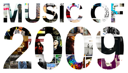 Music of 2009