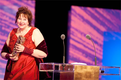Yolande Moreau - Meilleure Actrice 2009