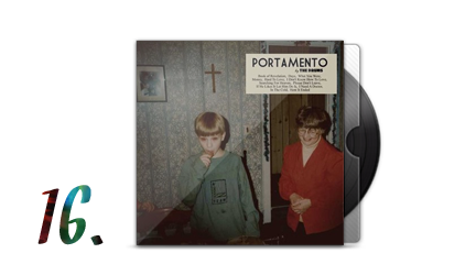 16. The Drums - Portamento