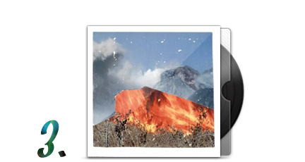 3. Wu Lyf - Go Tell to the Fire Mountain