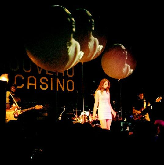 Lana Del Rey, Nouveau Casino, 7/11/2001