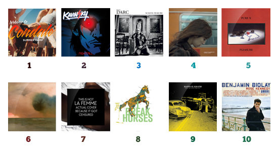 Pochette Playlist #7