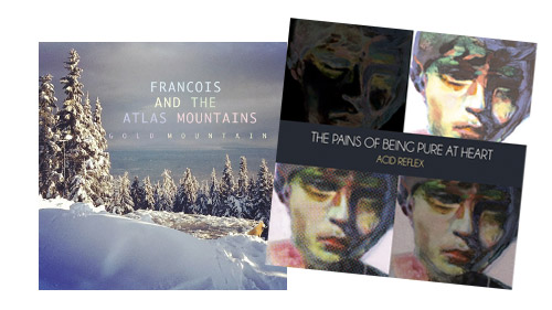 Disquaire Day : Frànçois & The Atlas Mountain et The Pure of Being Pure at Heart