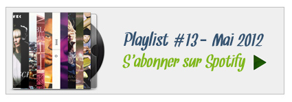 Playlist 13 : S'abonner sur Spotify