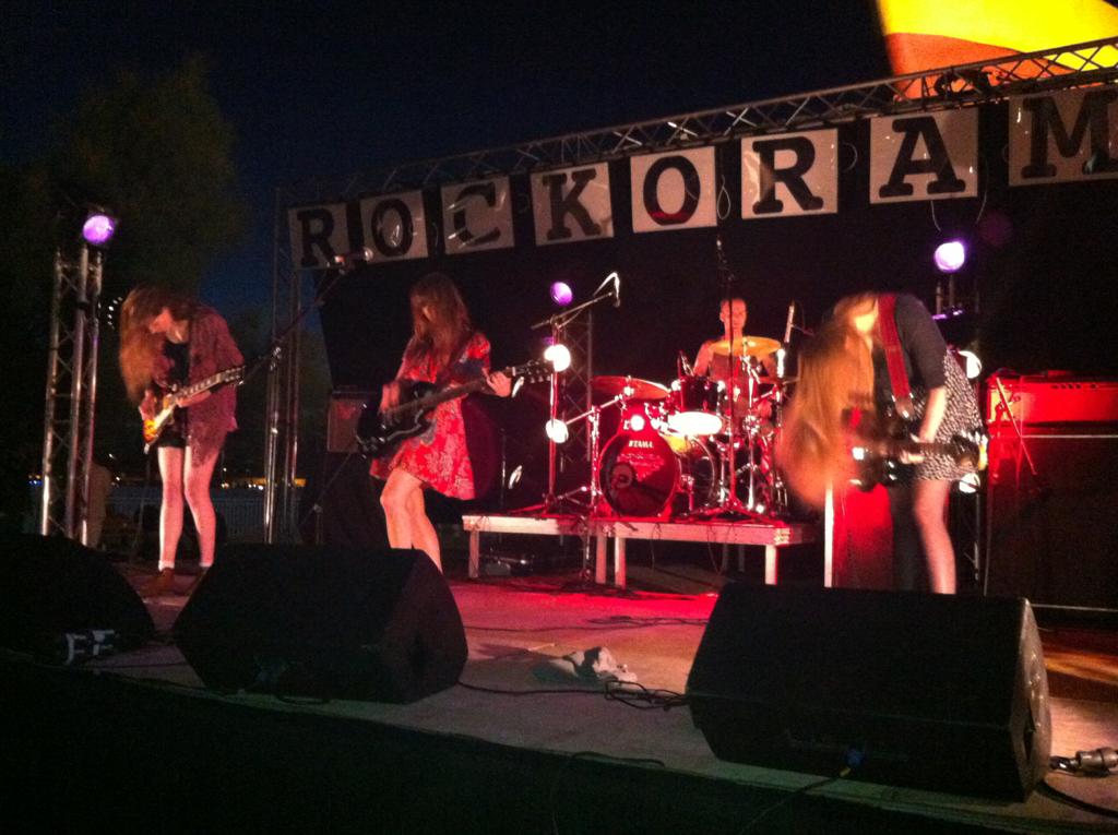 Novella @ Rockorama Festival #4