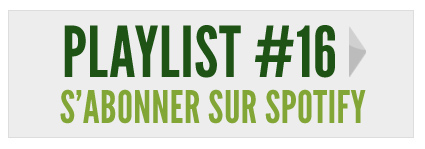 Playlist 16 : S'abonner sur Spotify