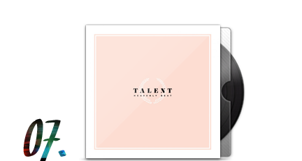 7. Heavenly Beat - Talent