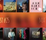 Playlist #25 : Daft Punk, Kurt Vile, Autour de Lucie, Daisy Lambert, etc.