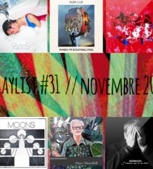 Playlist #31 : Blood Orange, Bertrand Betsch, Venera 4, Days, etc.