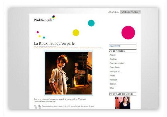Pinkfrenetik - juin 2009