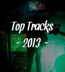 Top Tracks 2013