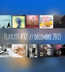 Playlist #32 : Warpaint, East Village, Étienne Daho, Marc Desse, etc.