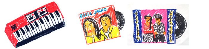 The Pirouettes - Elli & Jacno - Les Rita Mitsouko