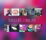 Playlist #35 : Angel Olsen, Dye, Yumi Zouma, Peter Peter, etc.