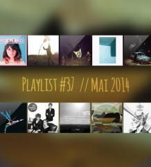Playlist #37 : Paradis, Pompeya, Garden City Movement, etc.