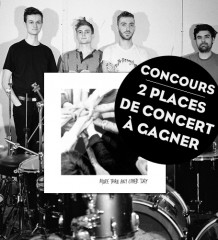 Concours : Ought - More than any other day