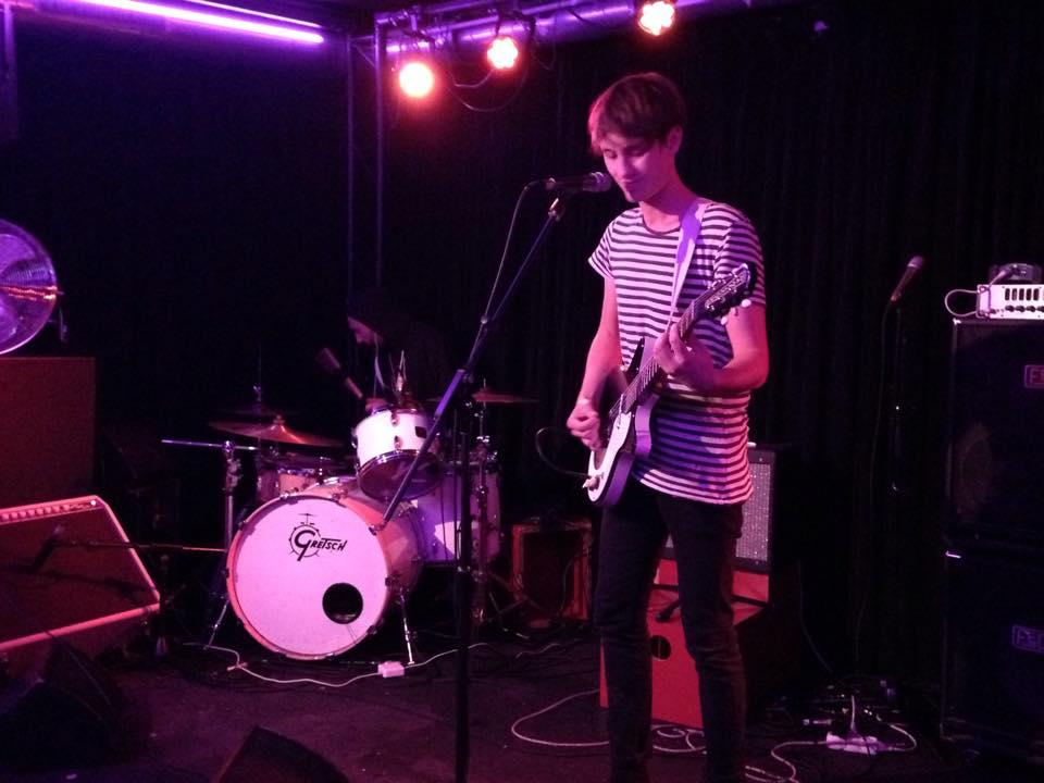 [LIVE] Marble Arch @ Le 114, Paris - 25/09/2014