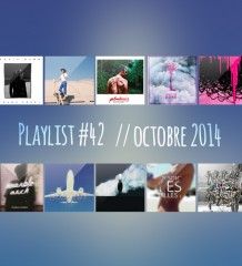 Playlist #42 : Kindness, Jessie Ware, Marble Arch, Vanessa Paradis, etc.