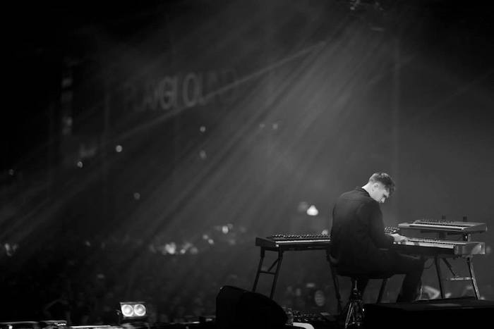 James Blake @ Pitchfork Music Festival Paris 2014