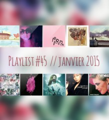 Playlist #45 : Chromatics, Tinashe, Monica, Ariel Pink, etc.