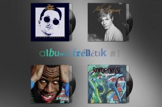 [ALBUMS FRÉNÉTIK #1] Travis Bretzer, Nic Hessler, Tyler The Creator, Ropoporose