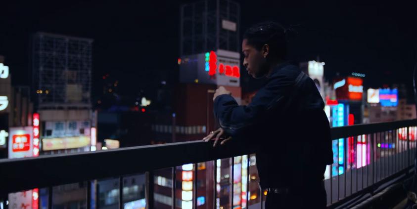 [CLIP] A$AP Rocky - L$D (LOVE x $EX x DREAMS)