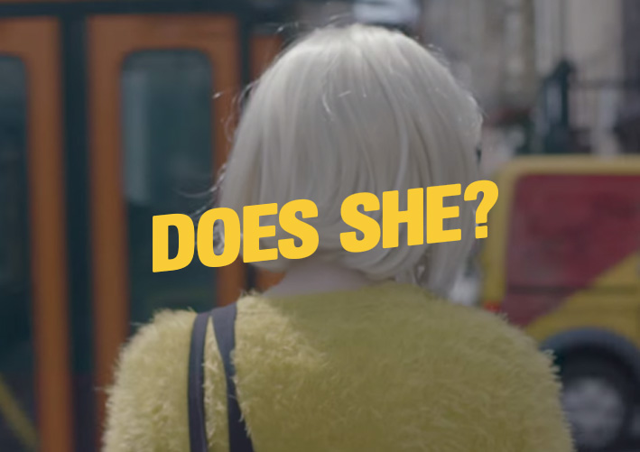 [CLIP] Kid Francescoli - Does she?