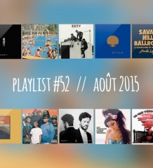Playlist #52 : Coming Soon, Youth Lagoon, Mensch, The Velvet Underground, etc.