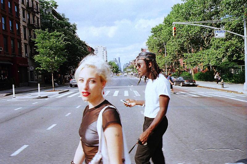 Samatha Urbani & Devonte Hynes