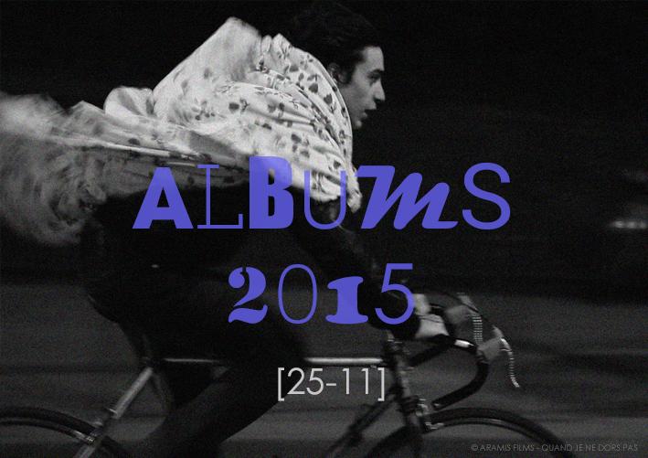 Top Albums 2015 [25-11]