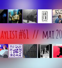 Playlist #61 : Majid Jordan, FEWS, Noir Coeur, Chevalrex, etc.