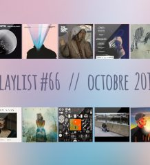 PLAYLIST #66 : Junior Boys, Exotica, Caspian Pool, Ian Isiah, etc.