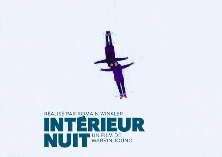 Video marvin jouno int rieur nuit pinkfrenetik for Interieur nuit