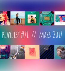 Playlist #71 : Agar Agar, Nelly Furtado, Sônge, VeilHymn, etc