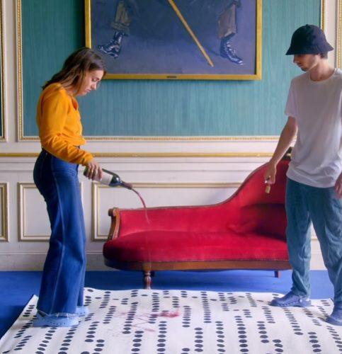 [CLIP] Agar Agar - Sorry about the carpet
