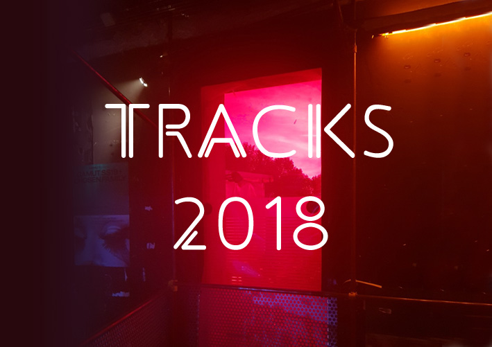 Top Tracks 2018