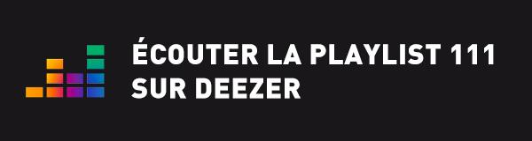 Ecoutez la playlist 110 sur Deezer