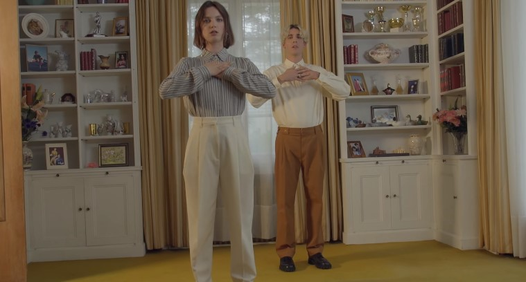 [CLIP] The Pirouettes - Il n'y a que toi