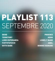 Playlist 113 : Dehd, Territory, Phoenix, Abel, etc.