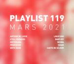 Playlist 119 : princesse, Logic1000, Issam, Carte de séjour, etc.