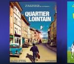3 bandes-annonces : Belle-Epine, Quartier lointain, Le nom des gens
