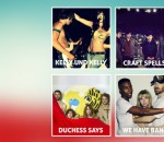 ROCKORAMA Programmation Samedi 16 Juin : Kelly Und Kelly, Craft Spells, Duchess Says, We Have Band