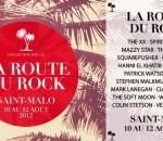 La Route du Rock : du 10 au 12 août 2012