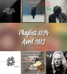 Playlist #24 : Alex Beaupain, James Blake, Youth Lagoon, Taxi Girl, etc.