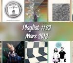 Playlist #23 : Millionyoung, Alpine Decline, Maissiat, Girls Names, etc.
