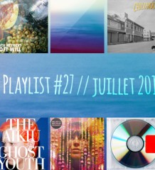 Playlist #27 : Smith Westerns, Etienne Daho, The Aikiu, Kanye West, etc.