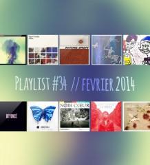 Playlist #34 : Warpaint, Real Estate, Hibou, Noir Cœur, etc.