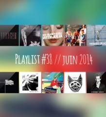 Playlist #38 : Seinabo Sey, La Roux, Ought, Bedroom, etc.