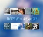 Playlist #43 : Baden Baden, Husbands, Kindness, Alain Bashung, etc.