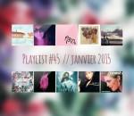 Playlist #45 : Chromatics, Tinashe, Monica, Ariel Pink, etc.